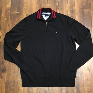 Tommy Hilfiger Collared Sweater Men's Size XL
